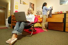 "It's a Suite Life! Cal U is a fully ""wireless"" campus, making it easy to learn in a comfortable environment. #caluofpa"