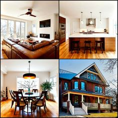 The Edwardian renovation is a major repair of an original 1800 Toronto house preserving its heritage exterior quality while updating its interior to a bright contemporary home. Green House Design, Modern House Design, Screen Design, Roof Design, Toronto Houses, Passive Solar Homes, Edwardian House, Energy Efficient Homes, Solar House