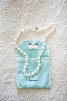 Tiffany pearls