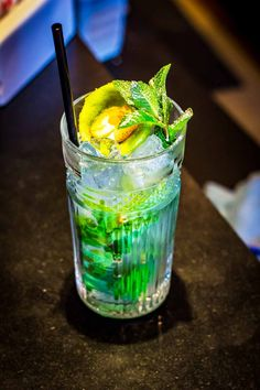 Mojito cocktail, best drink for fish dish and stews, food and cocktail pairings