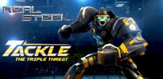 AndroidWorld: Real Steel HD v1.4.9