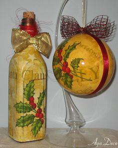 Todos os tamanhos | Christmas decoupage set | Flickr – Compartilhamento de fotos!