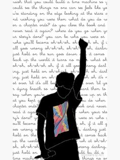 """""""Just Hold On - Louis Tomlinson"""" Poster by christiiina One Direction Drawings, One Direction Wallpaper, One Direction Quotes, One Direction Pictures, Louis Tomlinson Tattoos, Louis Tomlinson Imagines, Louis Imagines, Larry Stylinson, Desenhos One Direction"""