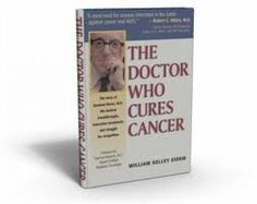 The Doctor Who Cures Cancer foreword by Seymour Brenner, M.D., FACR