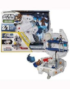 Jedi Force Millenium Falcon with Han... $16.95 #topseller
