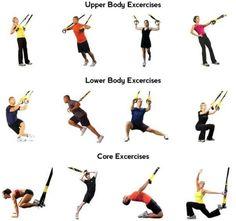strap training ejercicios - Buscar con Google