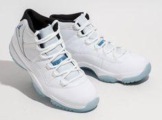 Air Jordan 11 LEGEND BLUE release date