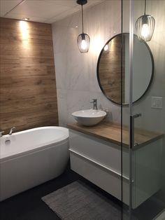 5 Basement Bathroom Decoration Ideas In 2019 - Marbre, Ikea Bathroom Sinks, Best Bathroom Vanities, Laundry Room Bathroom, Small Bathroom, Basement Bathroom, Bathroom Marble, Bathroom Design Inspiration, Bad Inspiration, Modern Bathroom Decor