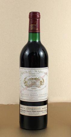 1 x Chateau Margaux 1982 750ml