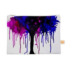 """Claire Day """"Weeping Willow"""" Everything Bag"""