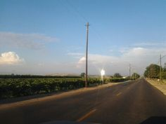 Nebraska Avenue, Dinuba Ca