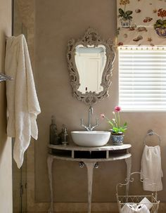 The bathroom is one of the easiest places to go green. Whether you're renovating or just redecorating, here are some great ways to make yours more eco-friendly