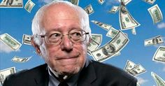 Despite Being in the Top 5% of Earners, Bernie Sanders Pays Half the Taxes of the Average Citizen