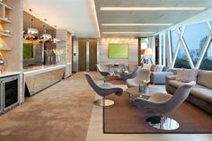 Luxury Executive Lounge