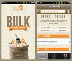 Zero Waste Home: Our Bulk Locator App is out!