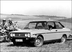 1979 Fiat 131 Mirafiori Sport