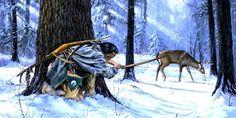 Almost Forgotten Native American Survival Skills