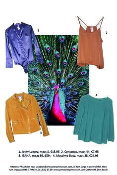 Iets voor jou?  Interesse? Mail dan naar jacobien@prinsenenprinsessen.com, of kom langs in onze winkel. Woe t/m vrijdag 10.00 -17.00 en Za 12.00-17.00 #prinsenenprinsessen www.prinsenenprinsessen.com  #Jackyluxury #conscous #ibana #massimoduty #secondhand #sustainable #tweedehands #bewust #kleding #fashion
