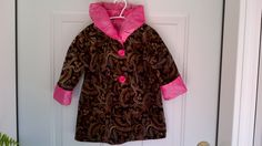 Child's Car Coat 2 years C77/15 by zoya49 on Etsy