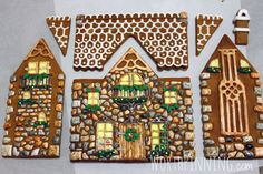 Worth Cravado: Pedra Gingerbread House