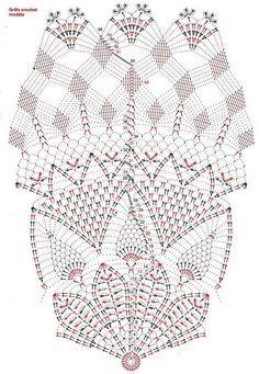 crochet doilies Free Patterns Archives - Beautiful Crochet Patterns and Knitting Patterns Crochet Doily Diagram, Crochet Doily Patterns, Crochet Chart, Thread Crochet, Filet Crochet, Crochet Motif, Crochet Designs, Crochet Stitches, Knitting Patterns