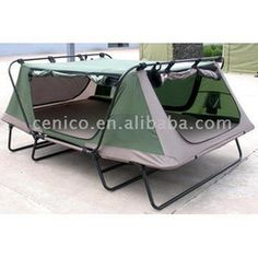 Deluxe C&ing Tent Cot ...uhhh why have I not know about this before  sc 1 st  Pinterest & Cabelau0027s Deluxe Tent Cot Single   Rain Tent cot and Cots