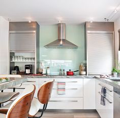 Kitchen cabinets fashion all style on pinterest armoire de cuisine contem - Cuisine tendance 2015 ...
