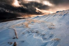 Kingdom of the Four Suns - Today we have first day with snow. So I climb on Mt Vranica on 2000 m/usl. It was just amazing start of the new Winter.