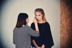 kuvauksissa « Outi Les Pyy Bell Sleeves, Bell Sleeve Top, Tops, Women, Fashion, Moda, Fashion Styles, Fashion Illustrations, Woman