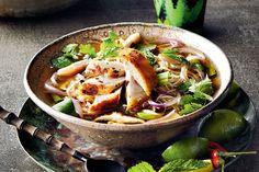 Quick Vietnamese Pork Pho | Canadian Living