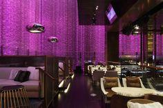 FEI BAR & Lounge, China Won best Bar in 2014 Restaurant Lighting, Restaurant Lounge, Bar Lounge, Restaurant Interior Design, Lobby Lounge, Luxury Restaurant, Lounge Ideas, Moon Hotel, W Hotel