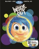 Inside Out [Blu-ray/DVD] [Only @ Best Buy] [2015]