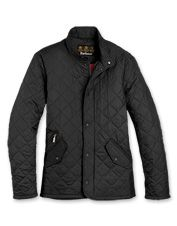 Men's lightweight coats from Barbour speak to distinctive taste.