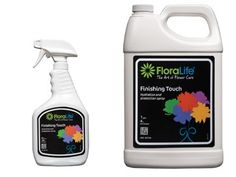 Features and Benefits Hydrates, refreshes and nourishes fresh flowers, foliage and potted plants. Works with all flower types. Prevents premature petal drop, dehydration, wilting and browning. The finishing step for hydrating fresh cut flowers to maximise customer satisfaction.  Typical Uses Vase designs Corsages Arrangements   Product Details  Size: 32oz Pack Quantity: 12 Bottles Product Code: F83-03700   Size: 1 Gallon Pack Quantity: 6 Bottles Product Code: F83-03720