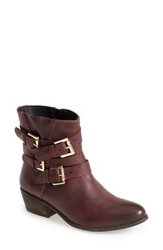 Love the buckle detail on these Steve Madden boots.