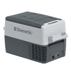 Dometic CF-035AC110 Portable Freezer/Refrigerator More Capacity, Gray
