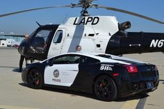 The LAPD adds a swanky Lamborghini Gallardo to its patrol car fleet : Luxurylaunches Lamborghini Gallardo, Ferrari, New Sports Cars, Super Sport Cars, Super Cars, Police Patrol, Police Cars, Police Vehicles, Special Forces