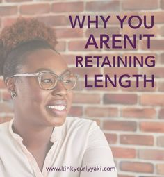 Why You Aren't Retaining Length Here are 10 ways that will help retain length as your hair grows. Natural Hair Blogs, Natural Hair Styles, Au Natural, Natural Beauty, Hair Shrinkage, 4b Hair, Hair Porosity, Ethnic Hairstyles, Braided Hairstyles