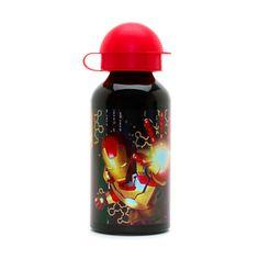 Iron Man Aluminium Bottle