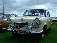 Standard Vanguard Six @ Ballymena Steam Rally