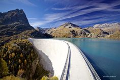 Barrage d'Emosson, Switzerland by Bertrand Godfroid on 500px