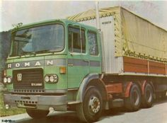 Tigareanu Mihai uploaded this image to 'SR-M/Roman-Dac'. See the album on Photobucket. Big Rig Trucks, Cool Trucks, Old Lorries, Classic Trucks, Eastern Europe, Romania, Cars And Motorcycles, Diesel, Transportation
