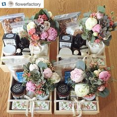 fabulous vancouver florist Ooooo. Possible #bridesmaid gifts by @bybrokenarrow??? Flowers by #flowerfactory #bespokegiftboxes #weddinginspiration #wedding #gifts  #vancouverflorist #vancouverwedding #vancouverflorist #vancouverwedding #vancouverweddingdosanddonts