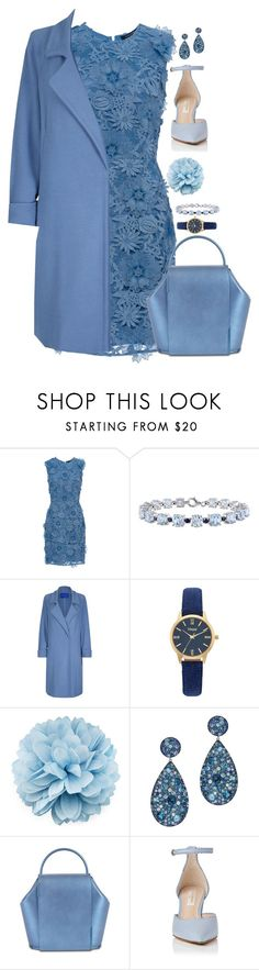 """""""Untitled #1318"""" by kitty-paws04 ❤ liked on Polyvore featuring French Connection, Miadora, Winser London, Vivani, Gucci and Onesixone"""