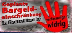 Geld verdienen im Internet - Earn Money online: Gutachten: Bargeld-Obergrenze ist verfassungswidri...