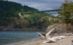 Deception Pass- Whidbey Island, WA