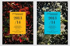 Identity and art direction of the 2013/14 season of the London Philharmonia Orchestra...