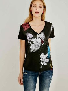 590 Desigual Tops Ideas In 2021 Desigual Tops Sweaters