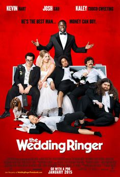 The Wedding Ringer.  2/6
