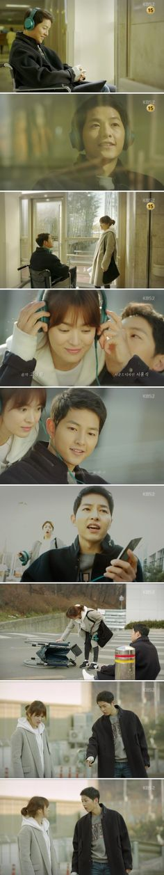 Descendants of the Sun (태양의 후예) Korean - Drama - Episode 15 - Picture @ HanCinema :: The Korean Movie and Drama Database